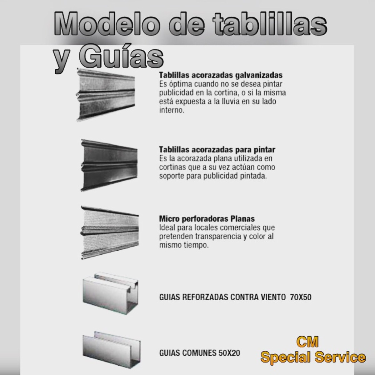 Cortinas Metalicas   20000 en Mercado Libre
