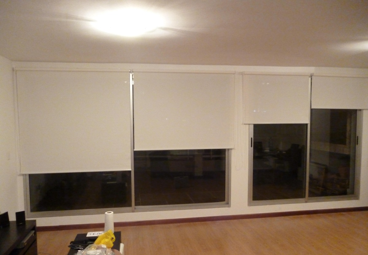 Cortinas Roller Screen Y Black Out   144000 en