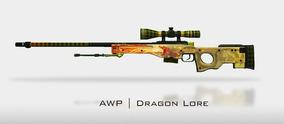 csgo awp dragon lore