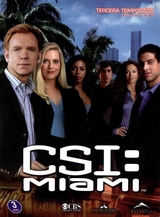 Csi Miami  Temporada 3 Parte 2 En Dvd   17000 en