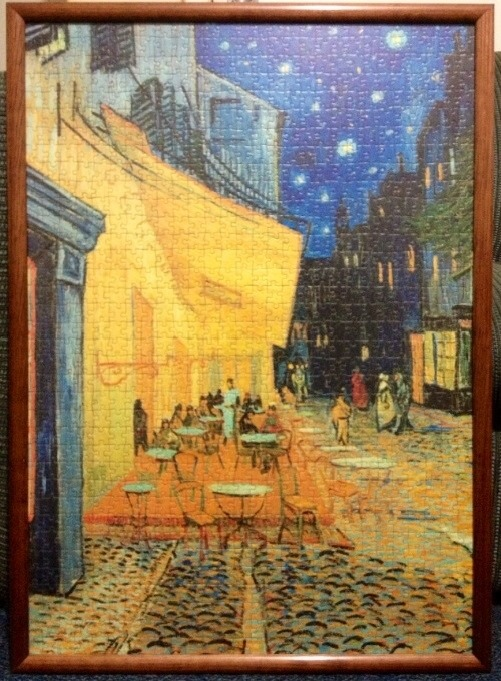 Cuadros De Rompecabezas De Pinturas Famosas   80000 en