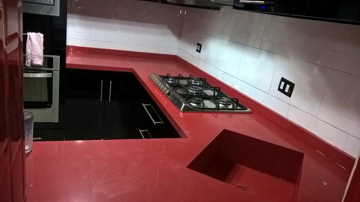 Cubiertas De Cuarzo Y Granito Para Cocina   300000 en