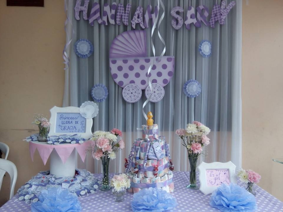 Decoracin Baby Shower Desde 15000   15000 en Mercado