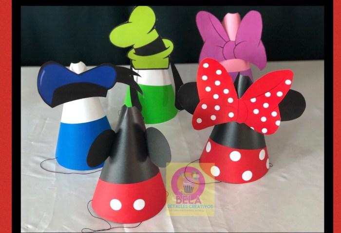 Decoración Mickey Mouse Mimi Minnie Mouse Cojin Dulces