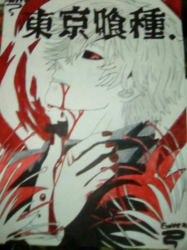 Ghoul 1080x1080 Tokyo Kaneki