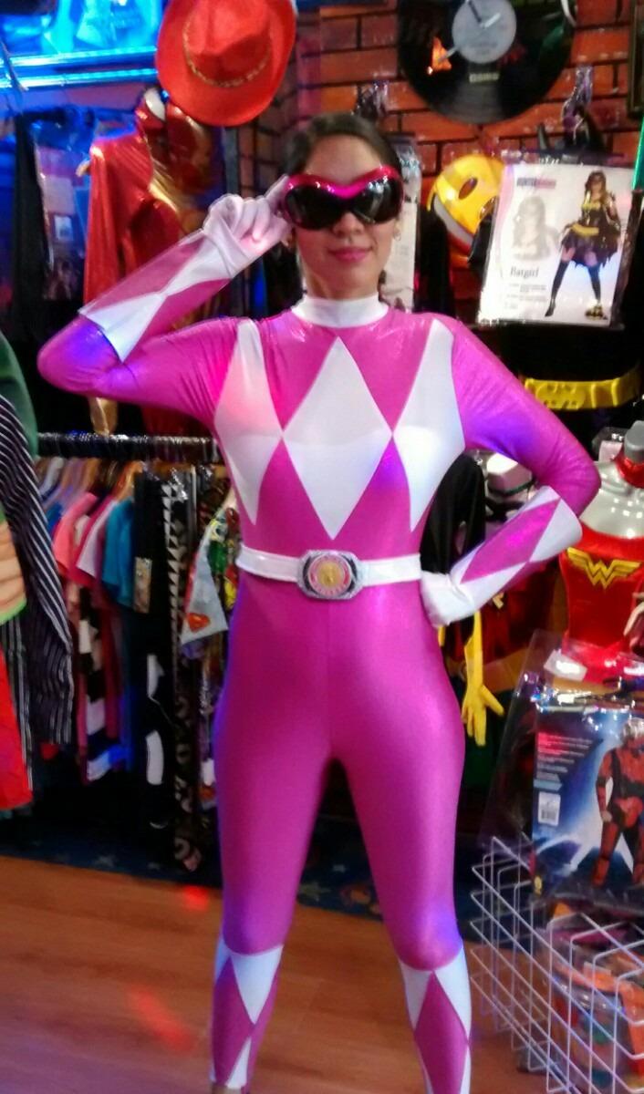 Disfraz Power Ranger Rosa Dama   280000 en Mercado Libre