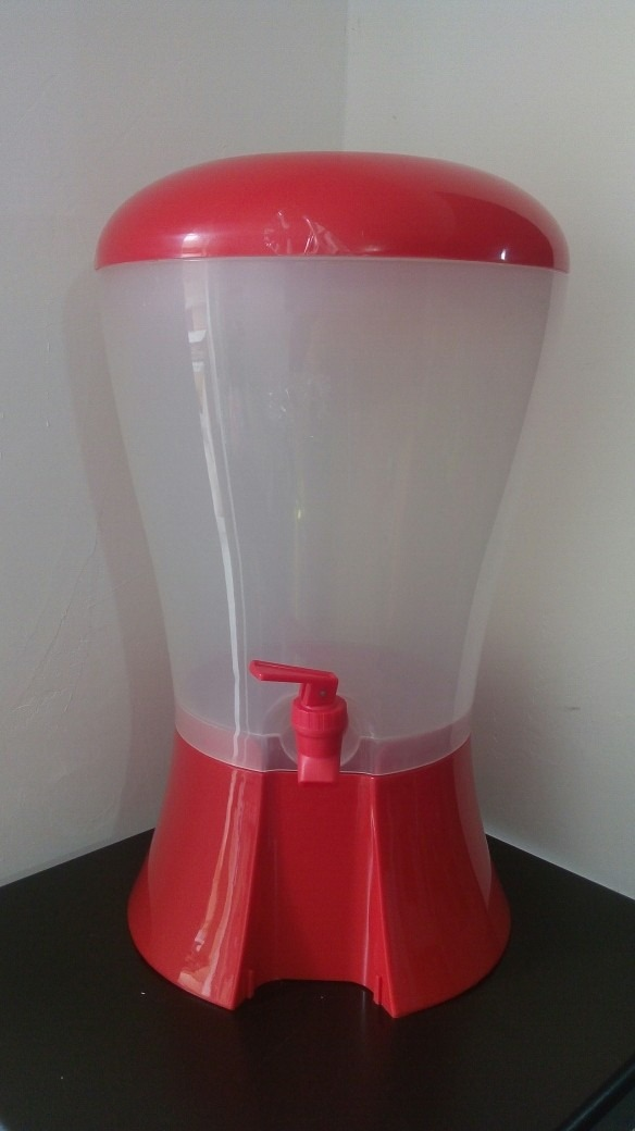 Dispensador De Aguas 10 Litros Bebidas Despachador Euro