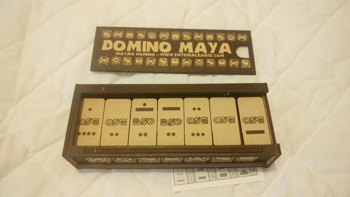 Domino Maya Y Domino Panamá - $ 360.00 en Mercado Libre