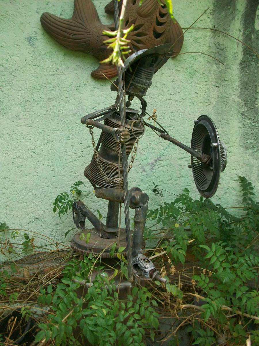 Don Quijote Dela Mancha En Herreria Con Arte   485000