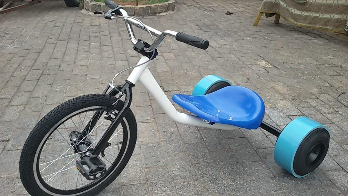 Drift Trike Dream Bike C Pedal E Rodas De Kart  Novo  R 113099 em Mercado Livre