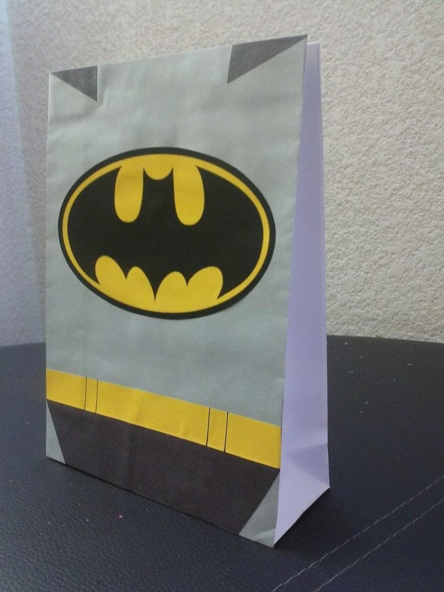 Dulceros Batman   1800 en Mercado Libre
