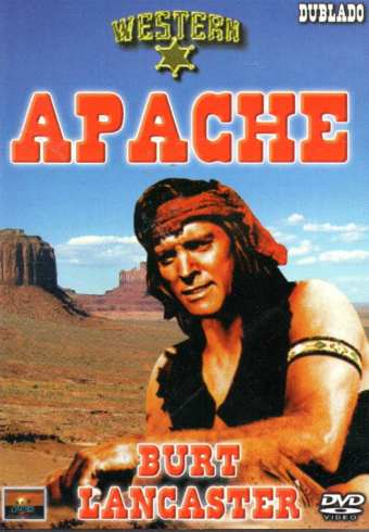 Image result for burt lancaster in apache
