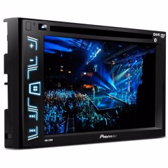 Pioneer Avh 288bt Qual Formato De Video 3 Way Switch Wiring Diagram With 2 Lights Dvd Automotivo Bluetooth 2din Multimidia