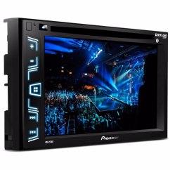 Pioneer Avh Gps Add On 2000 Mustang Fuse Box Diagram Dvd Automotivo 288bt Bluetooth 2din Multimidia