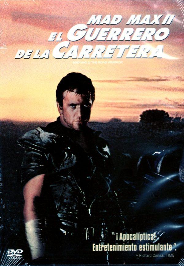 Dvd Mad Max 2 Road Warrior 1981 - George