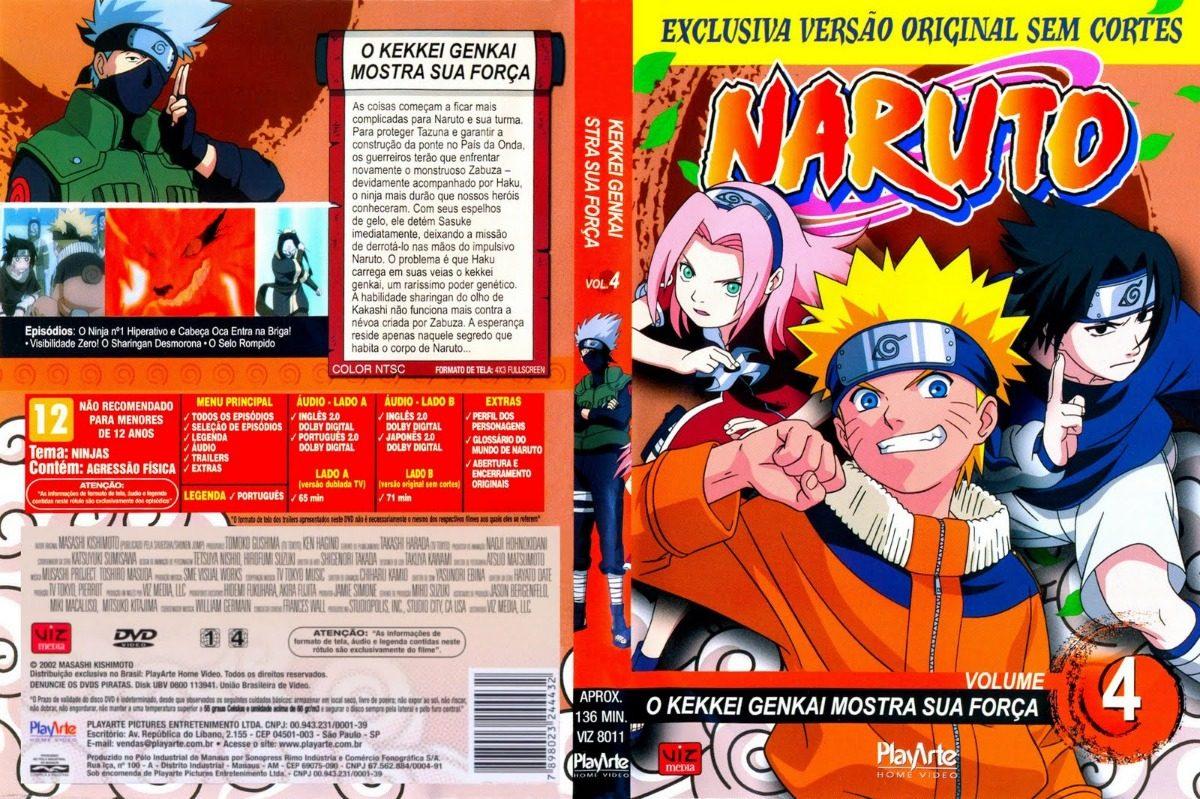 Naruto classico 136 - Page 2