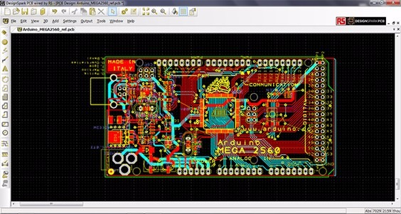 Eagle Electronic Circuit Design
