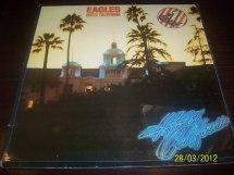 Eagles Hotel California Vinyl Lp 1976 Hispavox In