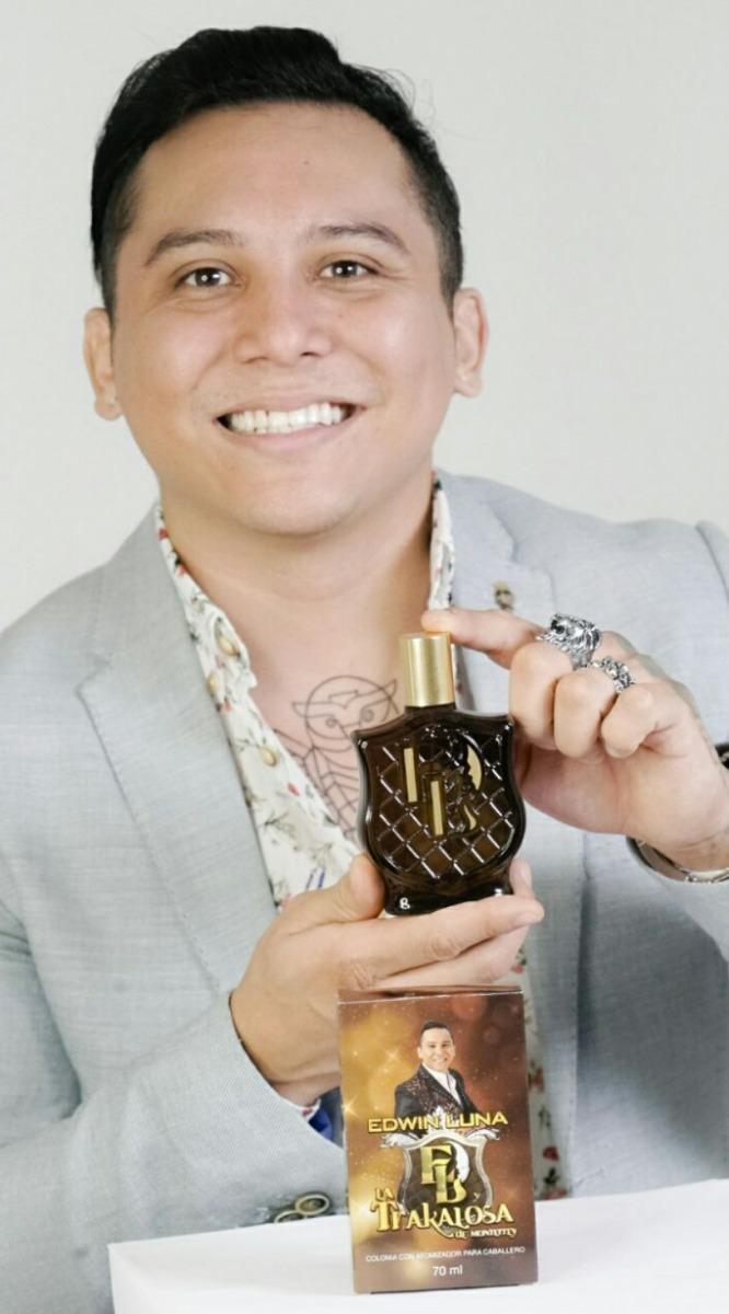 Edwin Luna Y La Trakalosaperfume By Fuller   31000 en