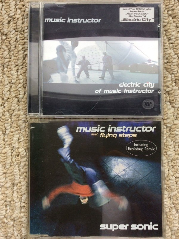 super sonic music instructor # 24