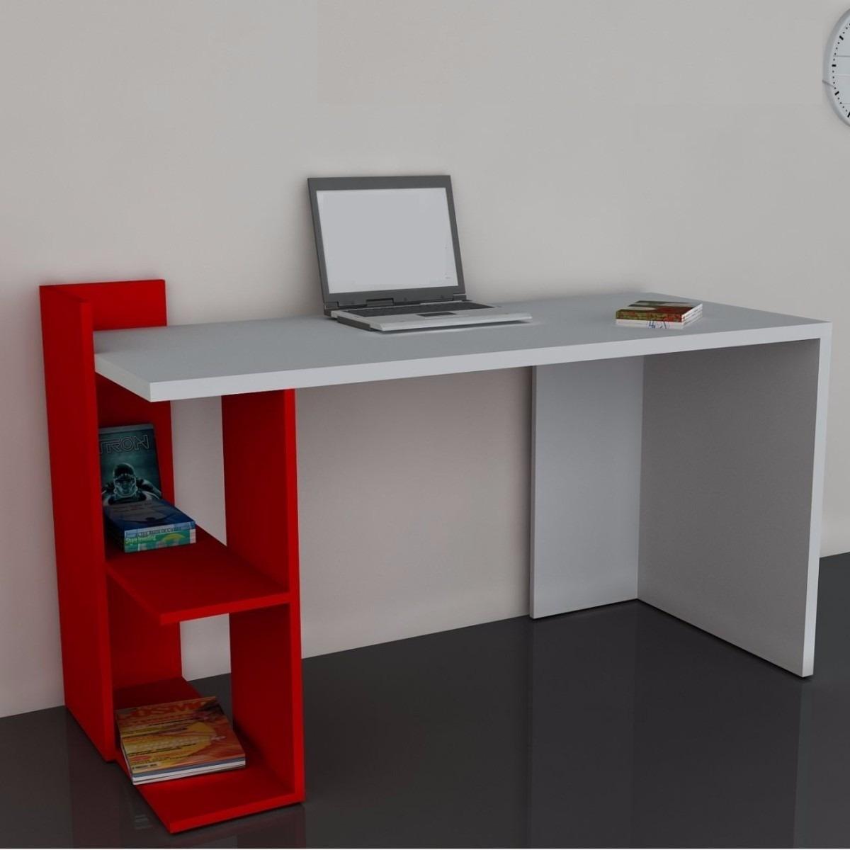 Escritorio  Melamina  Mueble Moderno  Oficina    3