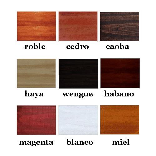 Espejo Marco Madera Kir 180 X 080 M Color A Eleccin