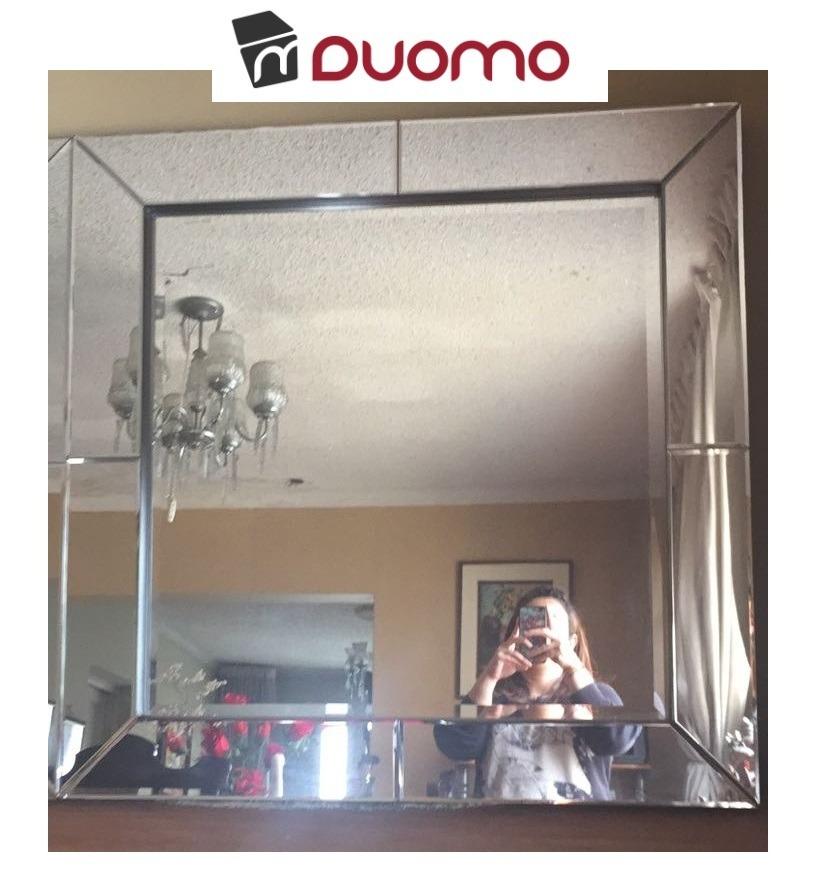 Espejos Decorativos Marca Duomo  Para Sala  S 100 en
