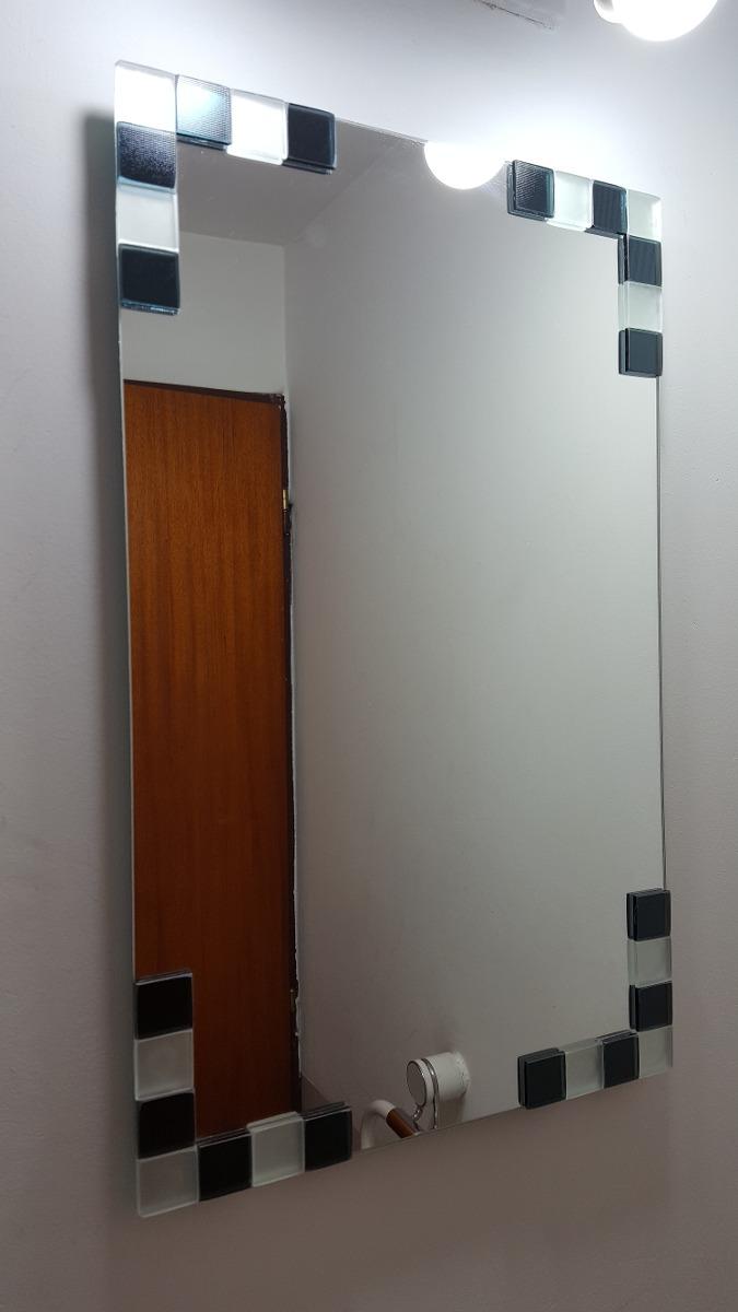 Espejos Para Bao 40 X 60cm Living Comedormodernos