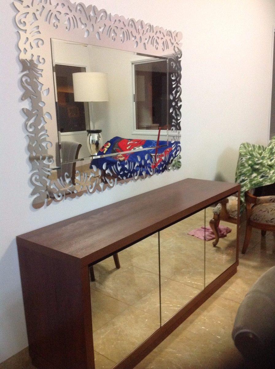 Espelho Bisote Decorado Para Banheiro Quarto Etc  R 35900 em Mercado Livre