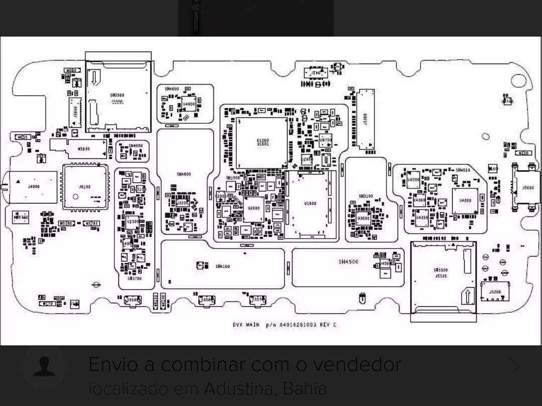 Esquema Elétrico Celular Samsung,motorola,asus,lg,sony
