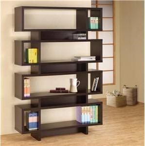 Fabricamos Libreros Modernos Minimalistas Modelo Lib015a