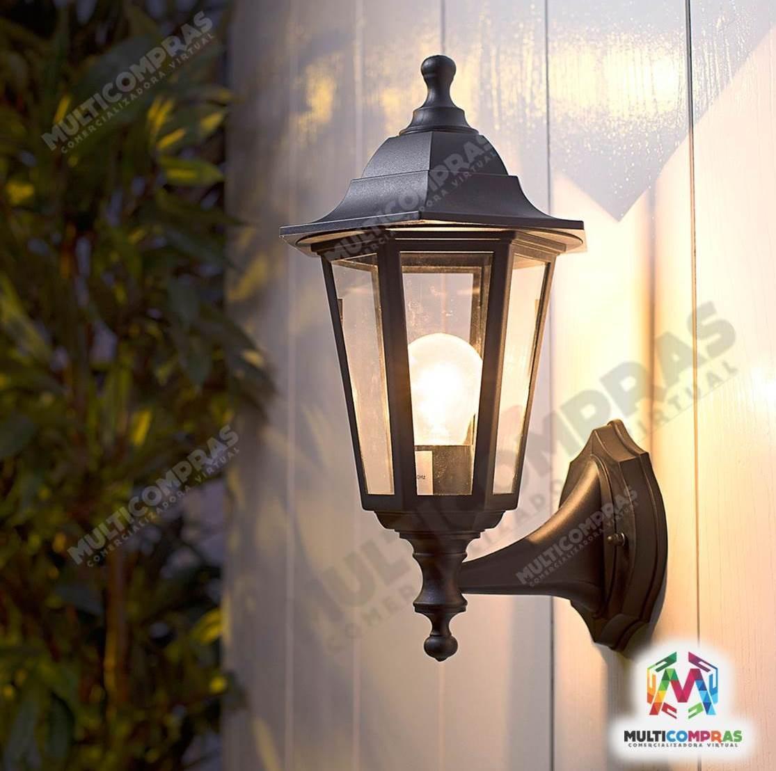 Farol Luz Bombillo Finca Casa Apartamento Balcn Terraza   76900 en Mercado Libre