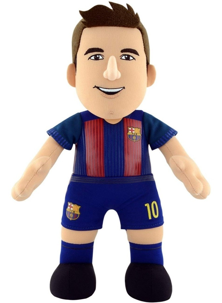 Lionel Messi Plush Figura, 10