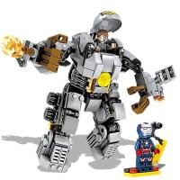 Figura Lego Armable Robot Hulkbuster De Iron Man Mk37 Y ...