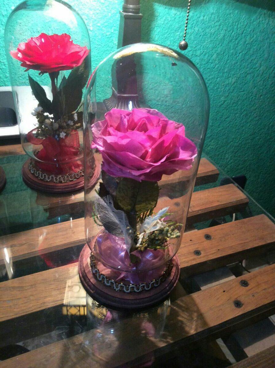 Flor De La Bella Y La Bestia Regalo Para Este 10 De Mayo   53000 en Mercado Libre