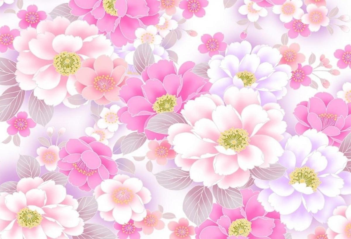 Flores Papel De Arroz Compre E Escolha Frete R 1280  R