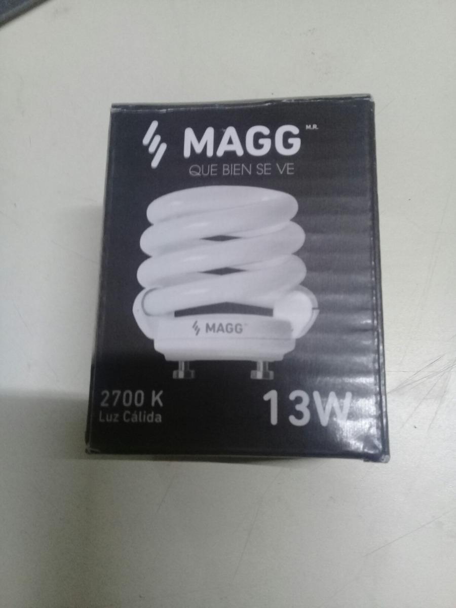 Foco Repuesto Magg Extra Mini Shot 13w T2 2700k   11300 en Mercado Libre