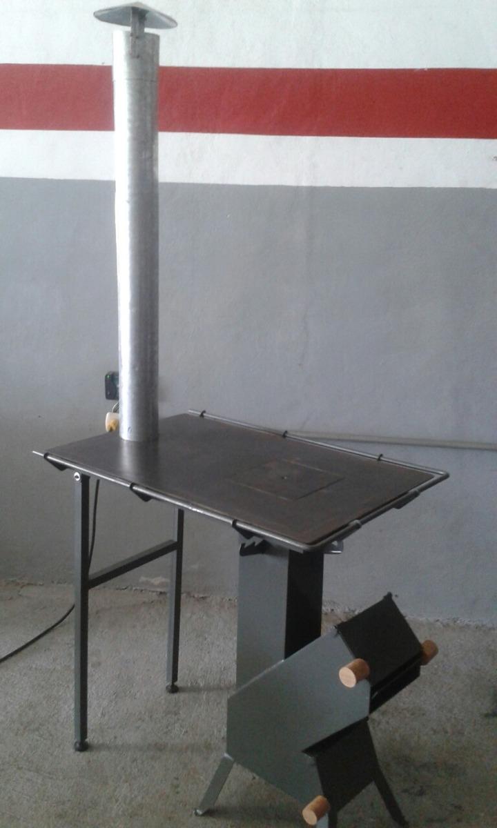 Fogon A Lea reverbero Rocket Stove  Bs 87500 en Mercado Libre
