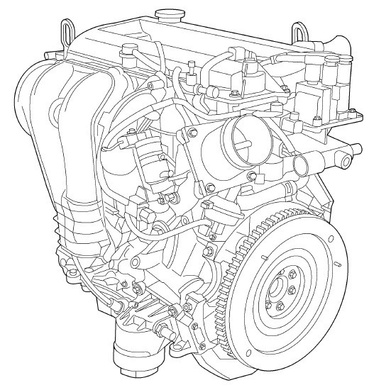 Ford Duratec 2.0l Motor Manual Taller Reparacion Ecosport