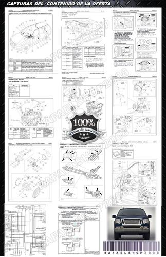 Ford Explorer Eddie Bauer 2005 2010 Manual De Taller