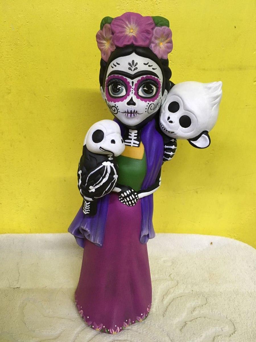 Frida Kahlo De Ceramica   45000 en Mercado Libre