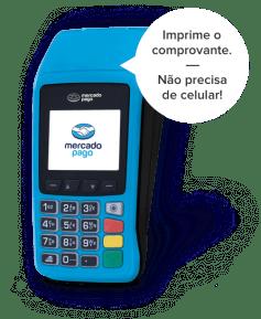 Leitor de Cartão Point Pro | Mercado Pago