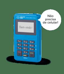 Leitor de Cartão Point Mini Chip | Mercado Pago