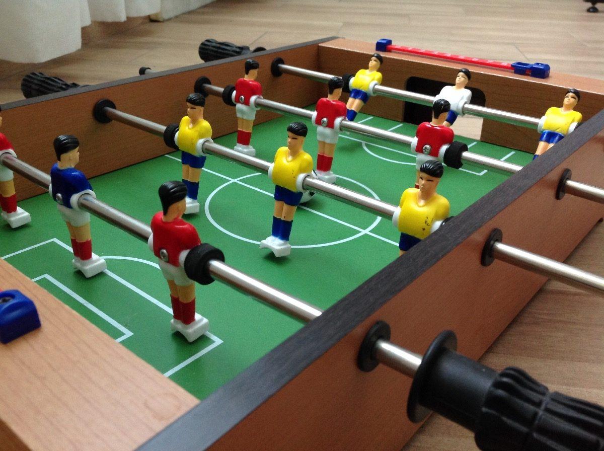 Futbolito De Mesa   75000 en Mercado Libre