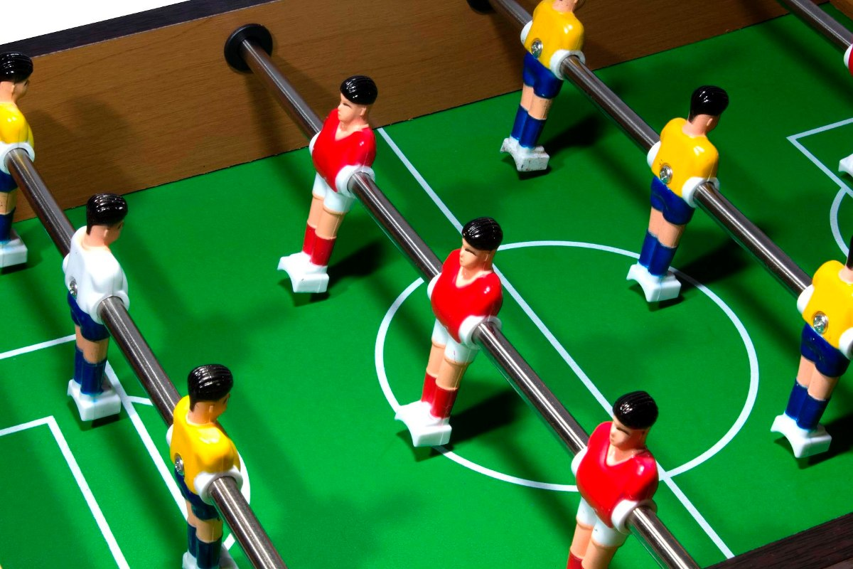 Futbolito De Mesa For Sale