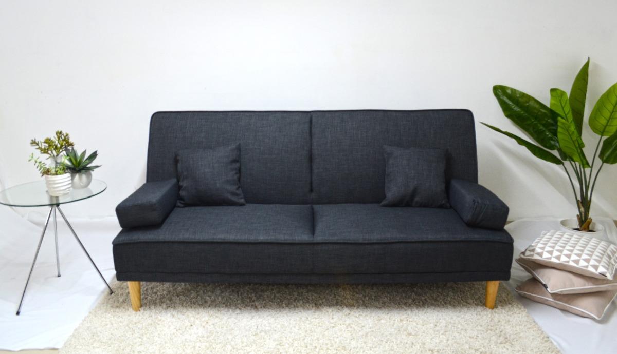 Futon Silln Cama Modelo Luka Vintage Retro Sofa 3
