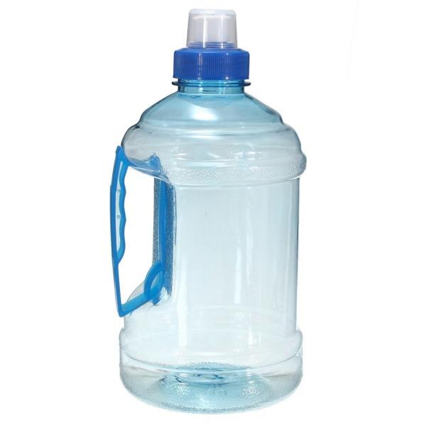 Garrafa Squeeze De Água 1 Litro Treinos Caminhadas Etc