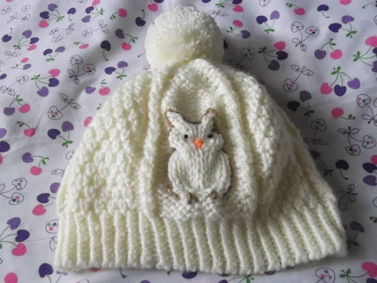 Gorritos Tejidos A Crochet Para Bebe  S 3000 en Mercado