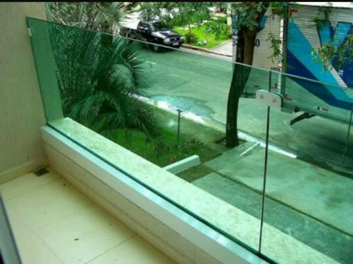 Guarda Corpo Vidro Temp 08 Mm  R 39000 em Mercado Livre