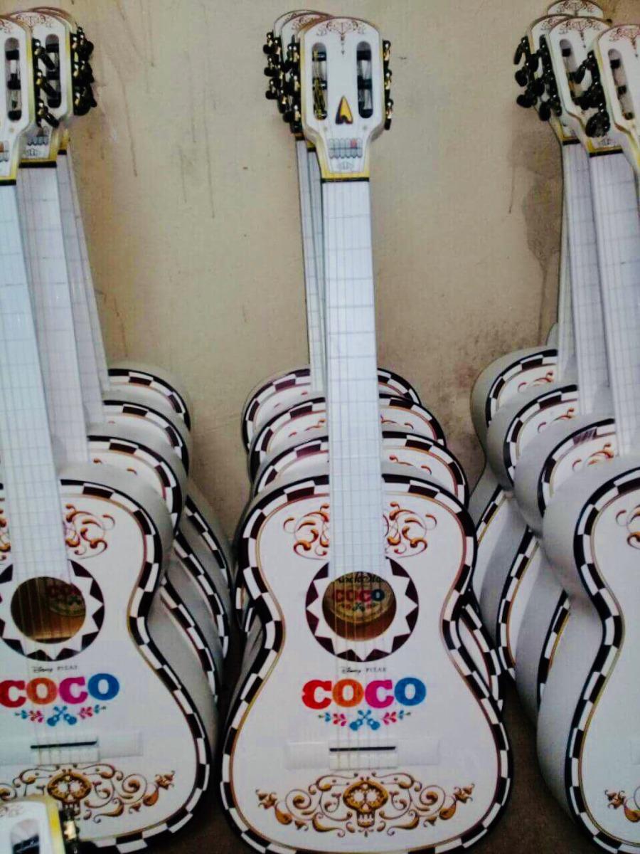 Guitarra De Coco Disney Pixar  Gratis Envo   119900
